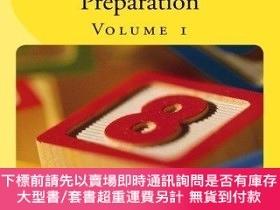 二手書博民逛書店American罕見Mathematics Competitions Amc 8 PreparationY45