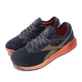 Reebok 訓練鞋 Nano 9 黑 橘紅 金 健身 CrossFit 專用 女鞋 【PUMP306】 EG0599