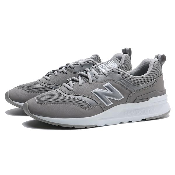 NEW BALANCE 慢跑鞋 997H 灰 珠光灰 休閒 男女 (布魯克林) CM997HFJ