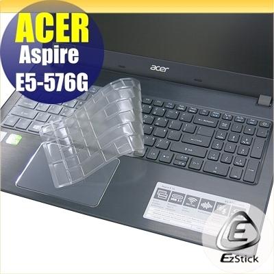 【Ezstick】ACER E5-576 E5-576G 奈米銀抗菌TPU 鍵盤保護膜 鍵盤膜