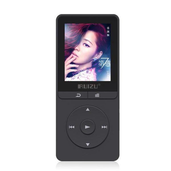 隨身聽 銳族X20 MP3 MP4 MP5播放器 迷你學生隨身聽英語聽力P3插卡帶外放【快速出貨八折優惠】