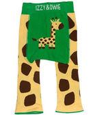 美國Izzy & Owie創意個性童裝 花漾彈性屁屁褲-非洲長頸鹿