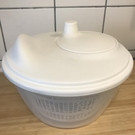 宜家托奇廚房蔬菜沙拉脫水器甩水濾水器洗菜...