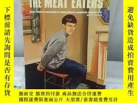二手書博民逛書店THE罕見MEAT EATERS MICHAEL COLLINS