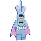 樂高 LEGO蝙蝠俠電影-復活兔蝙蝠俠行李吊牌