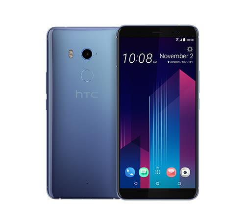 分期0利率 HTC U11+ (64GB) 6吋 防水旗艦機【贈氣墊空壓殼*1】