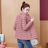 冬季棉衣女韓版寬鬆輕薄小棉襖新款短款羽絨棉服爆款冬裝外套 小山好物