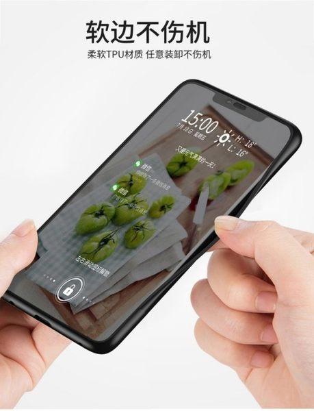 諾基亞 Nokia 6.1 Plus 手機殼 防摔 Nokia6.1plus 鋼化玻璃背蓋 X6 保護套 全包 矽膠軟邊 大理石