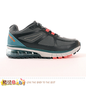 女運動鞋 緩震氣墊飛織網布慢跑鞋 魔法Baby
