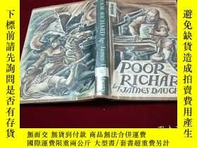 二手書博民逛書店POOR罕見RICHARD(精裝)Y9470 見圖 見圖