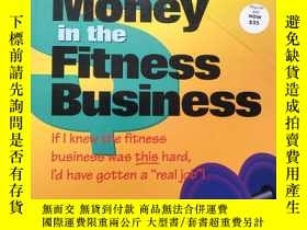 二手書博民逛書店Making罕見Money in the Fitness BusinessY437908 詳見圖 詳見圖