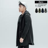 短大衣 韓系高規重磅針織長版外套【H6842】寬鬆 厚罩衫 外套 針織外套  雅痞