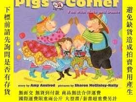 二手書博民逛書店Pigs罕見in the CornerY362136 Amy Axelrod Aladdin (July 1,