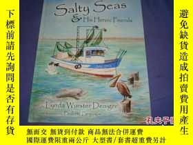 二手書博民逛書店Salty罕見Seas & His Heroic Friends