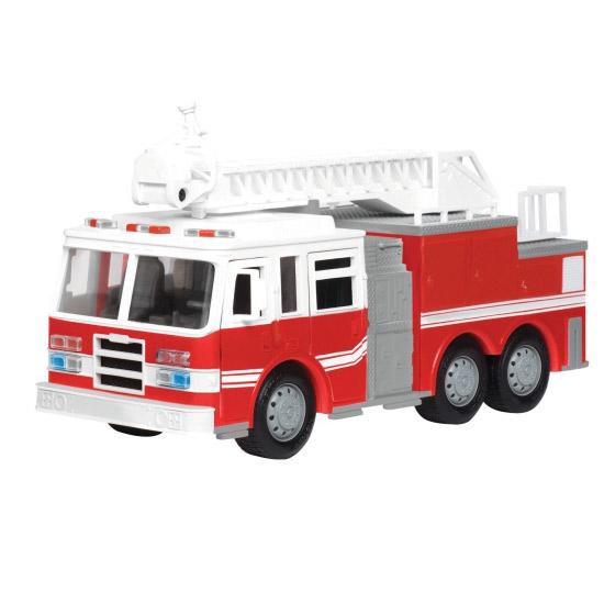 【奇買親子購物網】美國 BATTAT DRIVEN 系列(小型自卸車/小型消防車/小型拖吊車)