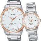 ALBA 雅柏 時尚東京石英對錶/情侶手錶-40+28mm VJ42-X211KS+VJ22-X243KS(AS9C92X1+AH7M20X1)