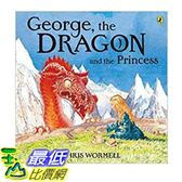 2018 amazon 亞馬遜暢銷書 George, the Dragon and the Princess
