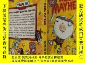 二手書博民逛書店stunt罕見bunny medal mayhem 特技兔勛章大混亂Y200392
