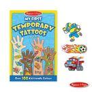 美國瑪莉莎紋身貼紙 - 男孩 裝扮遊戲
