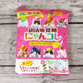 UHA味覺糖_可愛貓咪綜合水果糖180g【0216零食團購】4902750873957