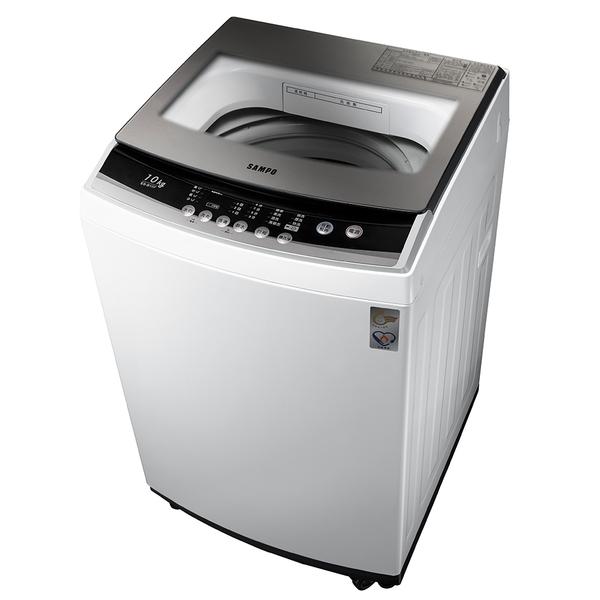 聲寶 SAMPO 10公斤全自動洗衣機 ES-B10F