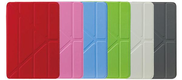 [nova成功3C]Ozaki O!coat Slim-Y 雙向多角度Y型 iPad mini 智慧型保護套