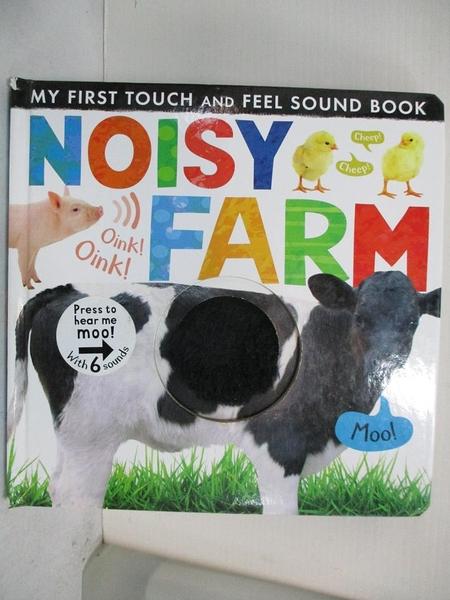 【書寶二手書T1/少年童書_J8M】Noisy FARM_Little Tiger Press