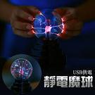【居家任選3件88折】USB等離子 靜電...