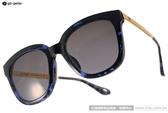 Go-Getter 太陽眼鏡 GS4001 C07 (藍琥珀-金) 韓版時尚2016熱銷款 # 金橘眼鏡