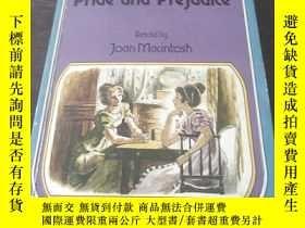 二手書博民逛書店Pride罕見and Prejudice (英文原版)Y2719