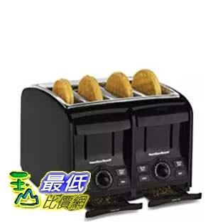[美國直購] Hamilton Beach 4 Slice Cool Touch Toaster 麵包機