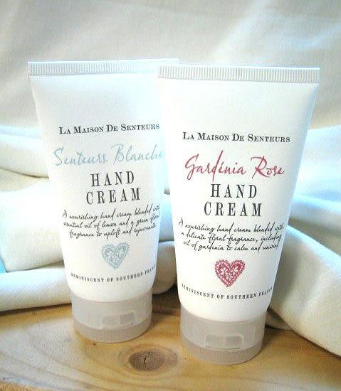 *禎的家* 英國馬莎 法系 La Maison de Senteurs 保濕護手霜 專櫃熱賣品 新包裝到 new
