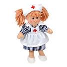 手工布娃娃-小護士莉迪雅 25cm【Le...