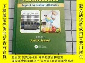 二手書博民逛書店Food罕見Processing Technologies 進口原版 Y268220 Amit K Jaisw