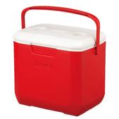 【速捷戶外】CM-27862 美國Coleman 28L EXCURSION美利紅行動冰箱 冰桶 保冷箱