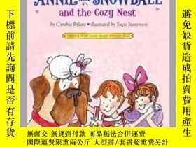 二手書博民逛書店Annie罕見and Snowball and the Cozy NestY362136 Photograph
