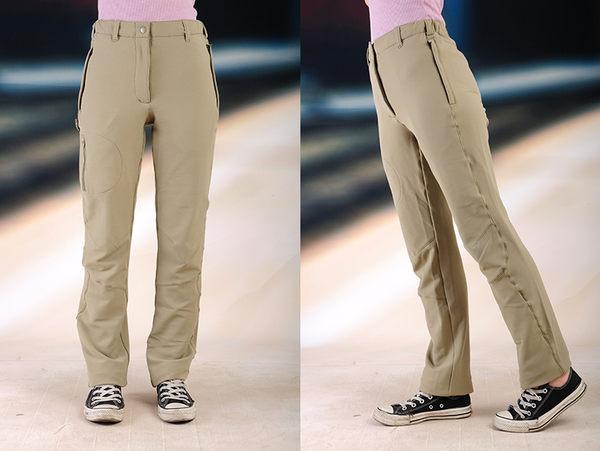 【JORDON】P530 女款THERMO 保暖休閒褲