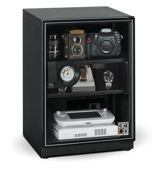 分期0利率 收藏家 72公升 暢銷經典電子防潮箱 AD-72P