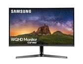 SAMSUNG 三星 C27JG50QQE 27型 WQHD曲面液晶螢幕 144Hz 顯示器