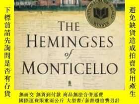 二手書博民逛書店The罕見Hemingses Of MonticelloY255562 Annette Gordon-reed