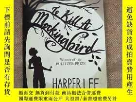 二手書博民逛書店To罕見Kill a Mockingbird 【 原版 一版一印