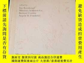 二手書博民逛書店Semantic罕見Role Universals and Argument Linking: Theoretic