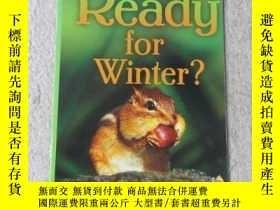 二手書博民逛書店Ready罕見for Winter?(Science )Y214