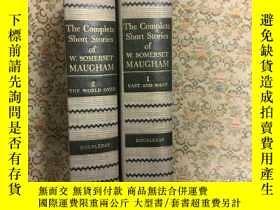 二手書博民逛書店The罕見Complete Short Stories of W