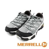 【南紡購物中心】MERRELL(女)MOAB 2 GORE-TEX防水登山運動鞋 女鞋-灰