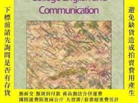 二手書博民逛書店College罕見English And CommunicationY307751 Sue C. Camp;