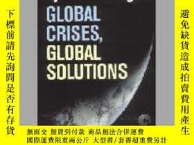 二手書博民逛書店Global罕見Crises, Global SolutionsY256260 Lomborg, Bjorn