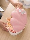 居家家分格干果盤家用創意零食盤客廳茶幾糖果盤帶蓋糖果盒干果盒
