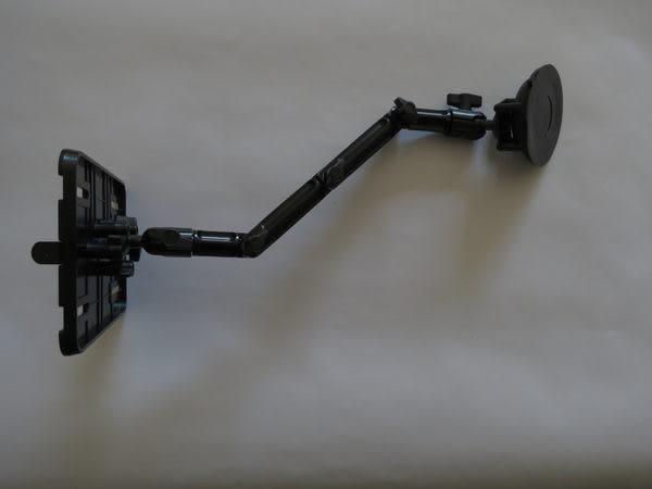 [液晶配件專賣店][A526A]IPAD.平板電腦,吸盤式車用架車架..小筆電汽車架.旋臂支架