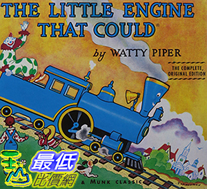 [106美國直購] 2017美國暢銷兒童書 The Little Engine That Could (Original Classic Edition)